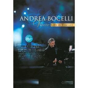 Dvd Andrea Bocelli - Vivere / Live In Tuscany (960819)