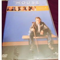 Dr. House Temporada 1 Uno En Dvd.