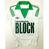 Camiseta Retro De Nueva Chicago Año 1983