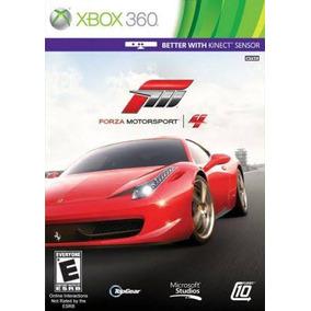 Forza Motorsport 4 Consola Xbox 360