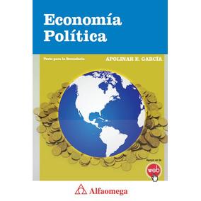 Libro Online Economía Política García Apolinar Alfaomega