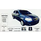 Accesorios Cromados Y Lujos Chevrolet Aveo Ls Lt