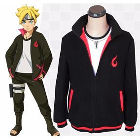 Jaqueta Boruto: Naruto Next Generations Importada