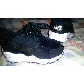 efaf57f6c536c Zapato De Niños Nike Huarache Unisex Talla 23 Colombiano