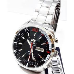 Relógio Orient Masculino Automático 03 Estrelas 469ss059