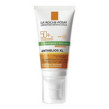 Protector Solar Anthelios Gel Toque Seco Color Spf50 X 50ml