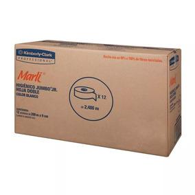 2 Cajas De Papél Marli Jumbo Jr 12 Piezas.con Envió Gratis