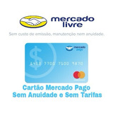 Cartão Mercado Livre Mastercard Aprovação Garantida Convite