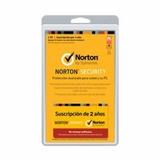 Hp Recomienda Norton Security 1 Usuario 2 Años Multisistemas