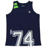 Regata Seattle Seahawks Big Dates Azul - New Era