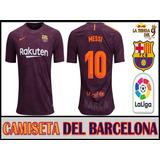 Camiseta Fc Barcelona 17/18 3rd Envíos Todo Peru
