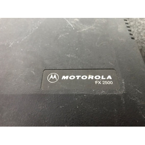 Comunicador Celular Profesional Motorola Rx2500