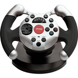 Volante Dual Shock Racing P/ Pc - Maxprint