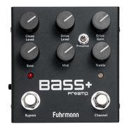 Pedal Bass+ Preamp Fuhrmann - Baixo