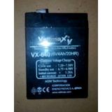 Bateria Vx 640 Para Carros Electricos Y Ups