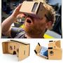 Gafas Realidad Virtual 3d Google Cardboard Android/ios