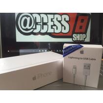 Cable De Iphone 6/6plus/5c/5s Original, En Caja, Sellado.