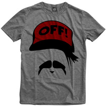 Camiseta Unissex Anthony Kiedis Red Hot Chilipeppers Rhcp