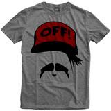 Camiseta Unissex Anthony Kiedis Red Hot Chilipeppers Rhcp
