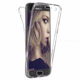Capa Capinha 360° Cobre Tela Inteira Samsung Galaxy S7 Edge