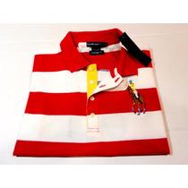 Camisa Ralph Lauren Feminina Red - Pólo 100 % Algodão