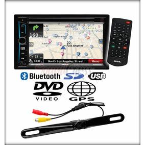 Estéreo Ssl Dd965bnc Bluetooth/gps/dvd/cd/mp3/usb/sd/cámara