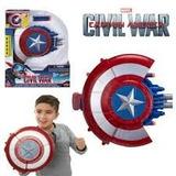 Civil War Escudo De Ataque Sorpresa Capitán América
