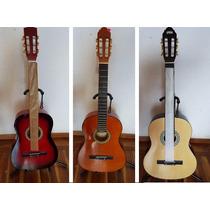 Guitarra Electroclasica 2 Bandas Nuevas!!!