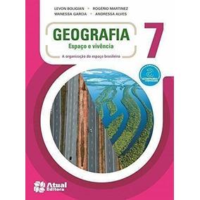 Livro Geografia: Espaco E Vivncia - 7° Ano Levon Boligian
