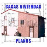 Kit Albañileria Construye Casas Vivienda Planos Ideas Medida