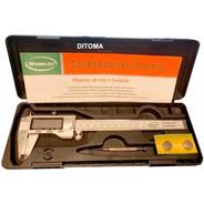 Calibre Digital 150mm Acero Inoxidable Wembley Bremen 5940