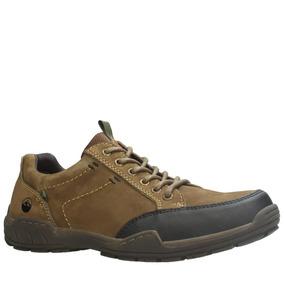 Zapato Casual Bata Piggot Café
