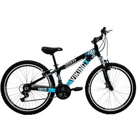Bicicleta Tuff25 Freeride Aro 26 Freio V-brake - Vikingx