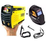 Inversora Solda Supertork Micro Kab Ie6180 + Máscara Msea901