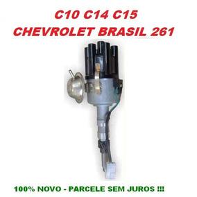 Distribuidor De Ignição C10 C14 C15 Chevrolet Brasil 261 Nov