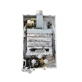 Aquecedor Rinnai A Gas Mecanico Reu 600 Br 7l Glp
