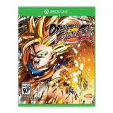 Dragon Ball Fighter Z Xbox One Fisico