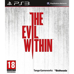 The Evil Within - Ps3 - Digital - Promoção