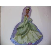 Princesas Tiana 10 Globos Metalicos Fiestas Decoracion