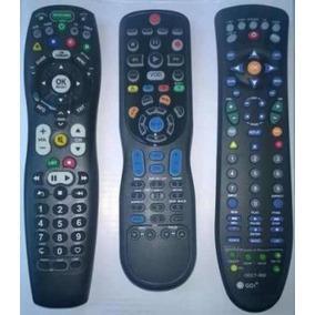 Control Remoto Universal Tv-lcd-dvd Tipo Fibertel