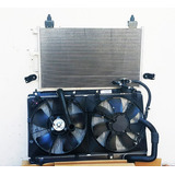 Conjunto Chery Tiggo Radiador Condensador Electro Original