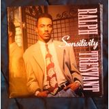 Vinilos De Los 80s Ralph Tresvant Sensitivity 12 Maxi Lp