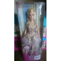 Boneca Barbie Princesa Anneliese Bailarina 2008