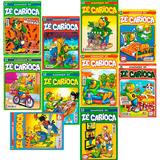 Almanaque Do Zé Carioca Kit Com 16 Revistas Hqs Gibis Novas
