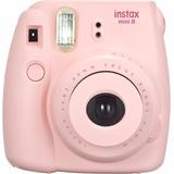 Camara Fujifilm Instax Mini 8 Instant Camera (pink)