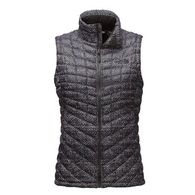 chaleco north face mujer