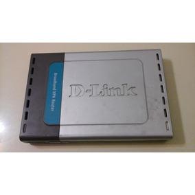 Ethernet Broadband Vpn Router Di-808hv D-link