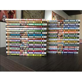 Mangás One Piece Vol. 1-37 - Novos E Seminovos Frete Grátis