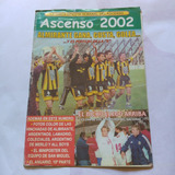 Revista Ascenso 2002 348 Almirante Brown San Miguel