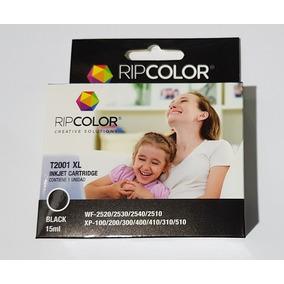 Cartucho Ripcolor Epson T2002 Negro Xp100, Xp200, Xp300, Xp